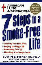 Fisher, Edwin B., American Lung Association 7 Steps to a Smoke-Free Life, Very G