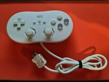 OFFICIAL NINTENDO WII / WII U CLASSIC CONTROLLER Joypad Game Pad - VGC -Free P+P