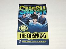 Smash Magazine #71 July 2015 The Offspring Issue RARE Music Publication