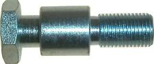 Paddock Stand Bobbins Stepped 12mm x 1.25mm, overall 50mm Pair