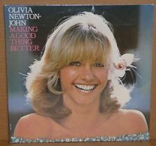 Olivia Newton John Making a Good Thing Better SEALED NEW vinyl LP record cut out