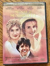 Sense & Sensibility - Special Edition 1999 Sony Pictures Deluxe Widescreen Video