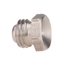 M8 x 1,25 [100 Stück] V2A DIN 3405 D1 Trichterschmiernippel NIRO