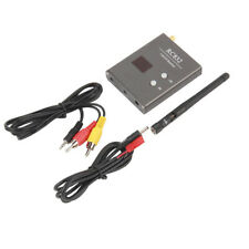 5.8G FPV Wireless Video Audio Receiver Recorder Transmitter+Connector Cable Set
