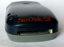 SanDisk Imagemate USB card reader for Compact flash and Smartmedia cards.