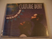 Culture Beat -  World In Your Hands    (CD)