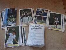 TENNIS ATP TOUR 1992 STICKERS neufs PANINI  Choisissez dans la liste LOOK LIST