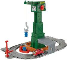Fisher-Price Thomas & Friends Take-n-Play Cranky Docks playset Children's Toys