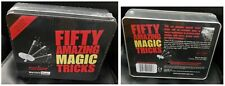 Fifty Amazing Magic Tricks by Marvin's Magic - Brand New
