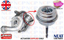 TURBOCHARGER ACTUATOR FOR VW T5 2,5 TDI 96kw 130 HP Multivan Transporter 2003 >