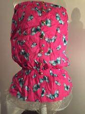 New Look Waist Length Bandeau Tops & Shirts for Women