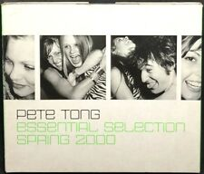 PETE TONG ESSENTIAL SELECTION SPRING 2000 - VARIOUS ARTISTS, DOUBLE CD ALBUM.