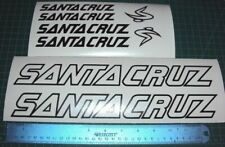 Santa Cruz Bike Decals Sticker Set MTB DH Nomad Heckler Outline