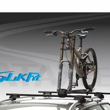 "New Slikfit Fataxle Car Roof Rack Locking Clamp For MTB 20mm Thru Axle 3"" Space"