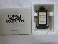 Dept 56 Heritage Village Sign - 99538