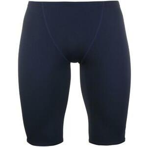 Mens WAIKOA Panelled Jammer Trunks - Shorts Long Gents Chlorine Resist Pool New