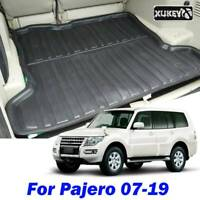 For Mitsubishi Pajero 2007-2018 Rear Trunk Cargo Mat Liner Tray Boot Floor Pad