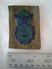 Authentic US Air Force Security Police Patch Badge Insignia