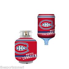 Montreal Canadiens All In One Propane Tank /  5 Gallon Bottle Skin Cover