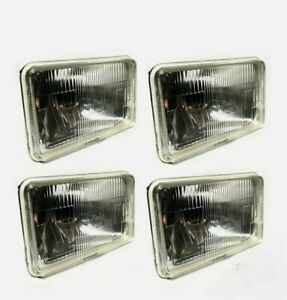 1977 1976  Oldsmobile Cutlass Supreme Led headlights set of 4