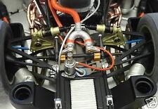 AutoArt 1:12 1998 Mercedes-Benz CLK GTR FIA GT #11 Original-Teile w/Display Case