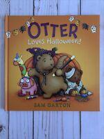 Otter Loves Halloween Hardcover + Bath Time Paperback Sam Garton Kids Gift Ideas