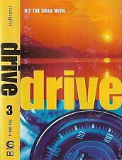 Various Drive 3 CASSETTE ALBUM Austria Pop Rock Synth-pop Classic Rock
