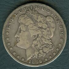 1896-O US Liberty MORGAN Dollar United States of America  SILVER Coin