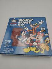 Vintage Mickey's Paper Company Company Rubber Stamp Kit Nip
