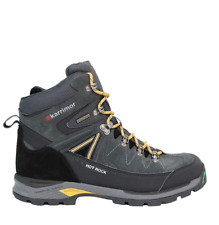 KARRIMOR Hot Rock Mens Walking Boots Charcoal Size UK 12 US 13 (DF)  *REFSSS17