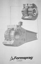 FSR-3/.375 RH  Formsprag clutch