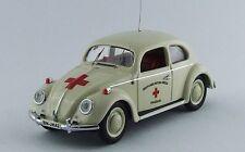 VOLKSWAGEN Beetle Auto Rosso 1//43RD SCALA RIO modello confezionato problema BXD K8967Q ~ # ~