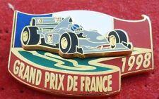 GRAND PIN'S F1 FORMULA ONE GRAND PRIX DE FRANCE 1998 MERCEDES ZAMAC 2D