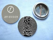 Joy Division- Set Of 2 Badges Ian Curtis New Order