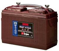 12 Volt Trojan 30 XHS Deep Cycle Battery