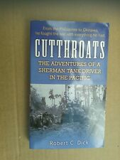Ballantine Books  - Cutthroats - The Adventures of a Sherman Tank Driver in the