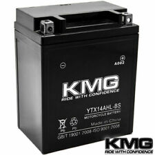 12 Volt Sealed Maintenace Free Performance Powersport Battery KMG - YTX14AHL-BS