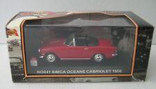 NOSTALGIE 1/43 : SIMCA OCEANE CABRIOLET 1958