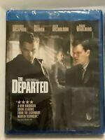 The Departed Blu-ray disc