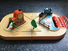 Vintage, Tomy, Thomas The Tank Engine Mini Train Set
