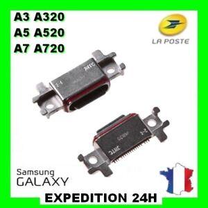 Connecteur port de charge pour SAMSUNG GALAXY 2017 A3 A5 A7 A320F A520F A720F