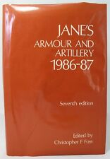 Jane's Armour and Artillery 1986-87
