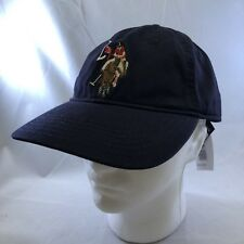 New ListingUS Polo Assn  3 Association Navy Baseball Trucker Cap Hat New  Tags OSFA 632f8cd9258c