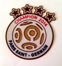 2014 PSG Paris LIGUE 1 CHAMPIONS Football Soccer Badge Patch