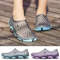 Water Shoes Women's Sandals Shower Swim Pool Beach River Aqua Comfort Garden US9