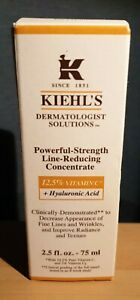 Kiehl's Dermatologist Solutions Powerful-Strength Line-Reducing Concentrate 75ml