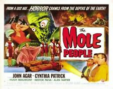 THE MOLE PEOPLE, CLASSIC FEATURE FILM ON 1 MAXELL DVD+R DISC