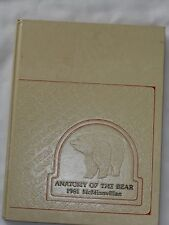 1981 MCMINNVILLE HIGH SCHOOL YEARBOOK  MCMINNVILLE, OREGON    UNMARKED