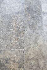 Fliese Römischer Verband silber antique Travertine Art:F-45-47000 | 7,4 qm