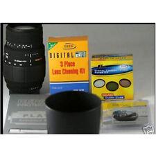 SIGMA 70-300mm Lens kit for Canon 7D 60d 50D 80D T6 70D T7I T4I T6I 700D 80D 77D